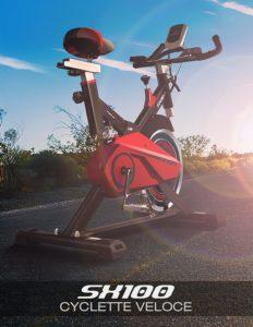 Spin bike (affiliazione Amazon)