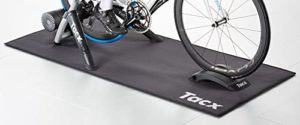 Tappetino per indoor cycling (affiliazione Amazon)