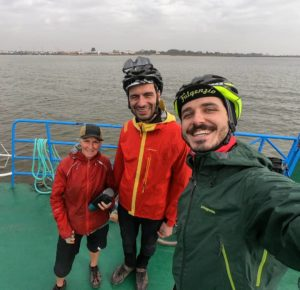 in viaggio in bici da 6 mesi