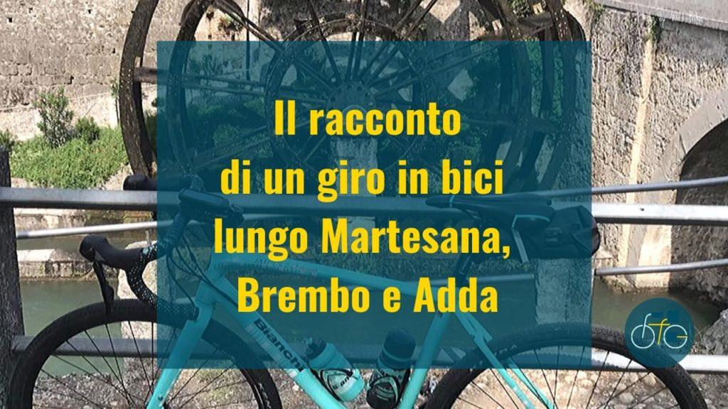 Giro in bicicletta - Rodon di Groppello