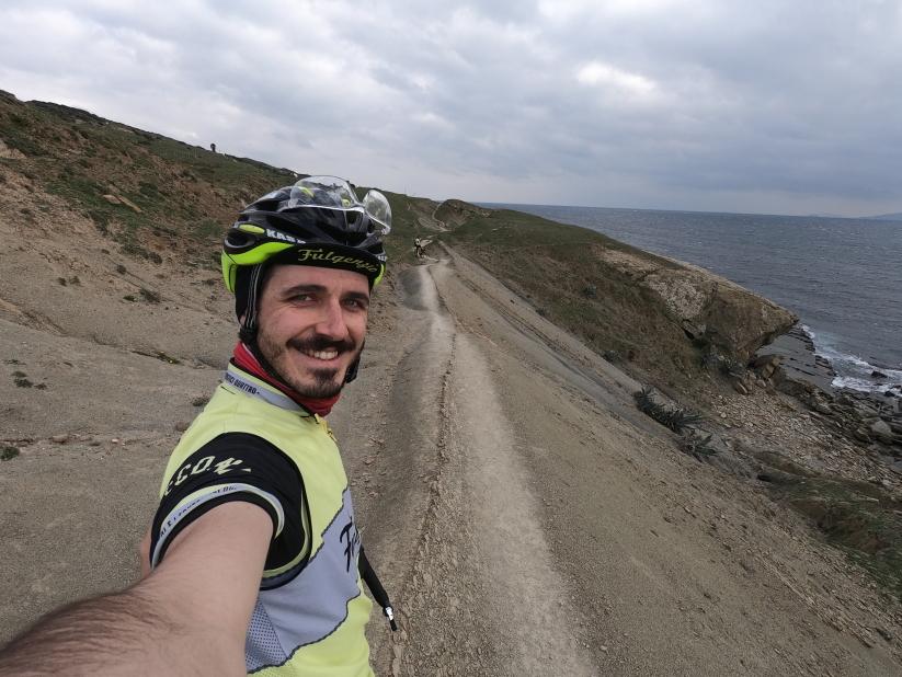viaggio in bici gravel Andalusia