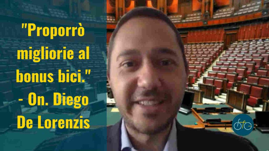 Diego De Lorenzis bonus mobilità 2020