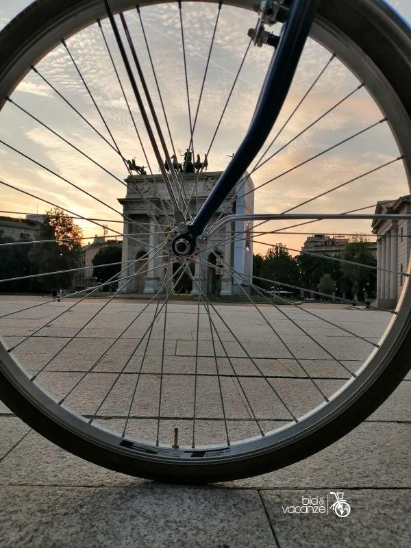 Milano bici e vacanze
