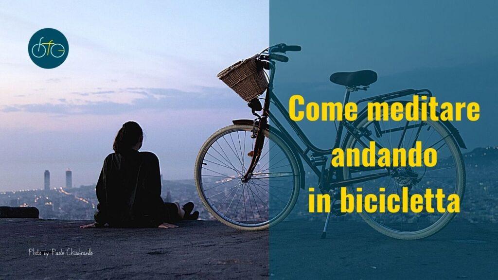 Un giro in bici contro lo stress