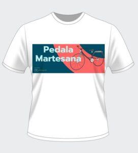 La maglietta di Pedala Martesana