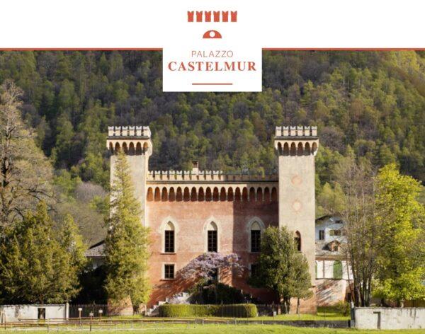 Homepage del sito del Palazzo Castelmur