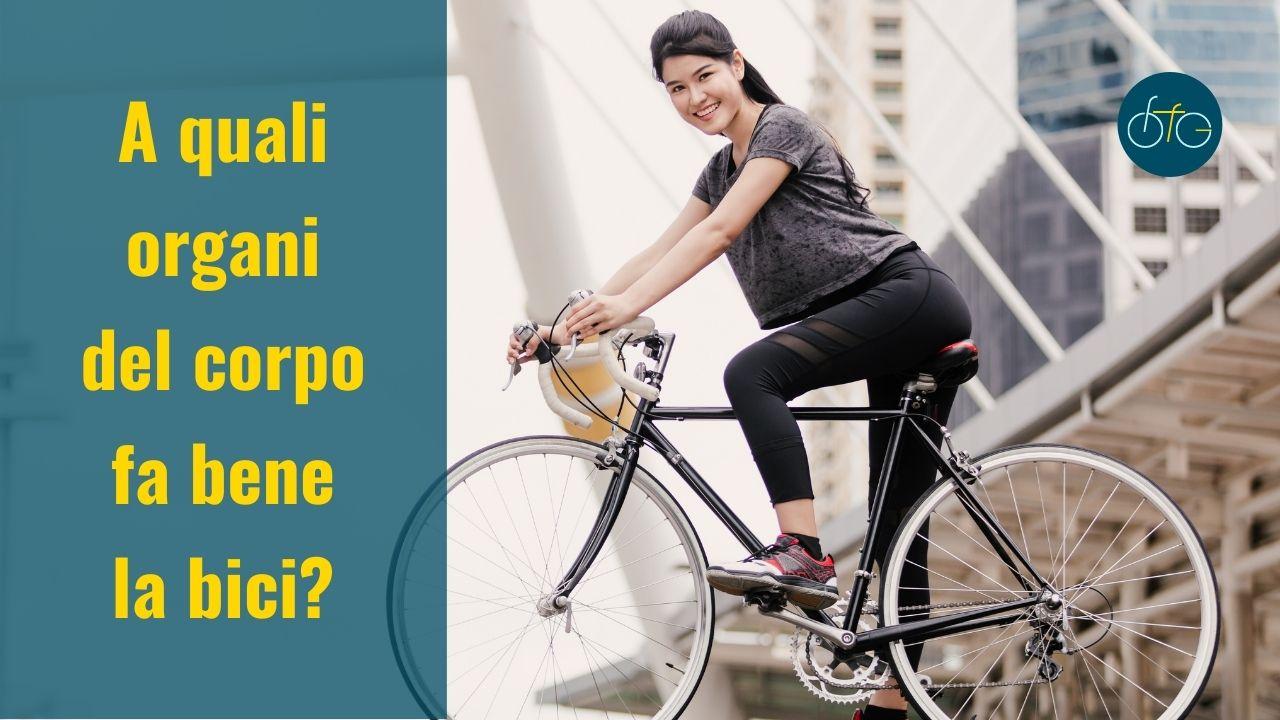 A cosa fa bene la bici?