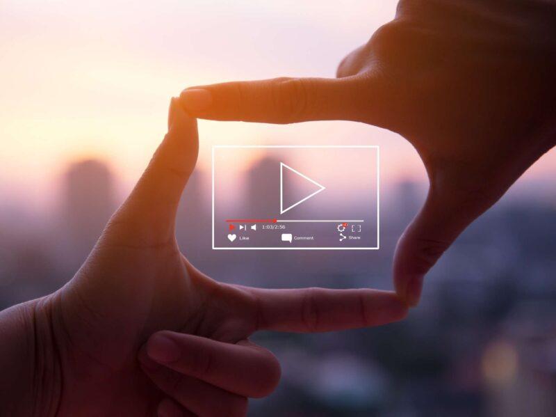 Realizzazione video per i social