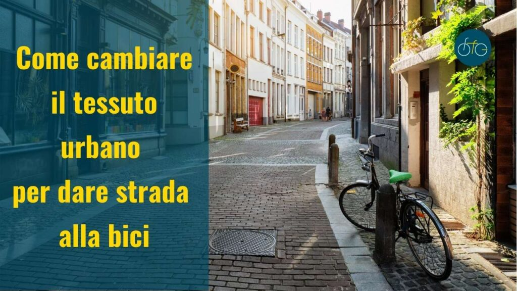 Servizi territorio città per le bici
