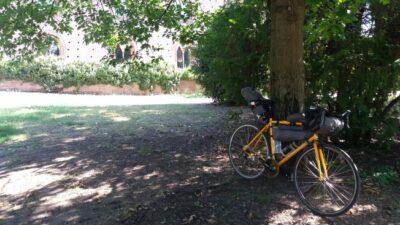 bici parco Castello Belgioioso