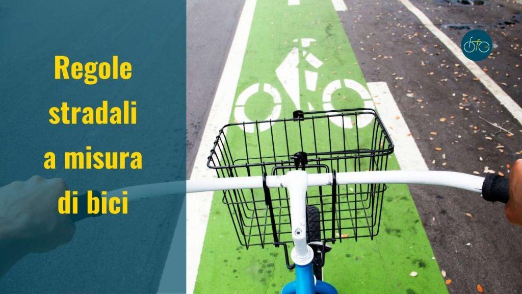 Le regole per la bicicletta nel codice della strada