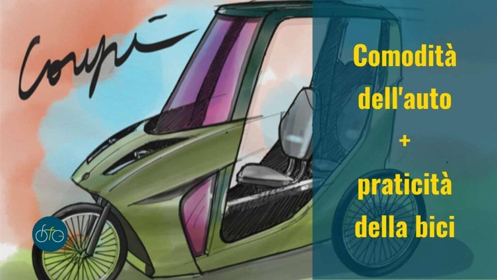velomobile tra auto e bici