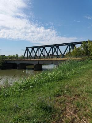 Ponte sul Po a Stellata Ficarolo