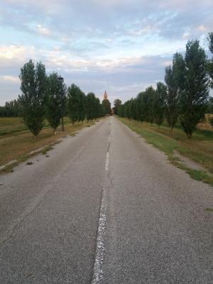 Strada dell'Abbazia di Pomposa