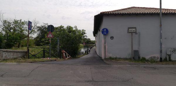 Ciclabile della Martesana a Cassina de' Pecchi