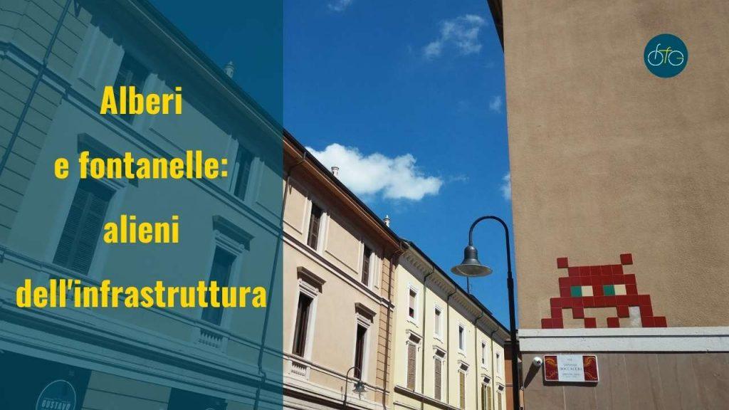 Da Ravenna a Rimini, Space Invaders