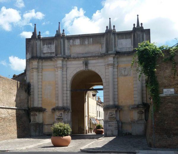 Porta Adriana a Ravenna