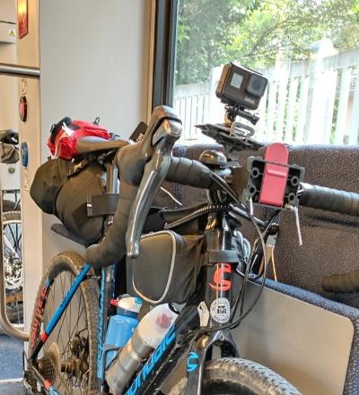 Bici+treno a Edolo