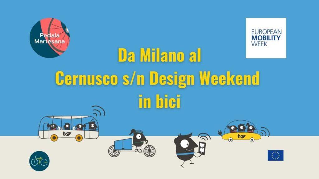 Evento per la Settimana europea della mobilità sostenibile